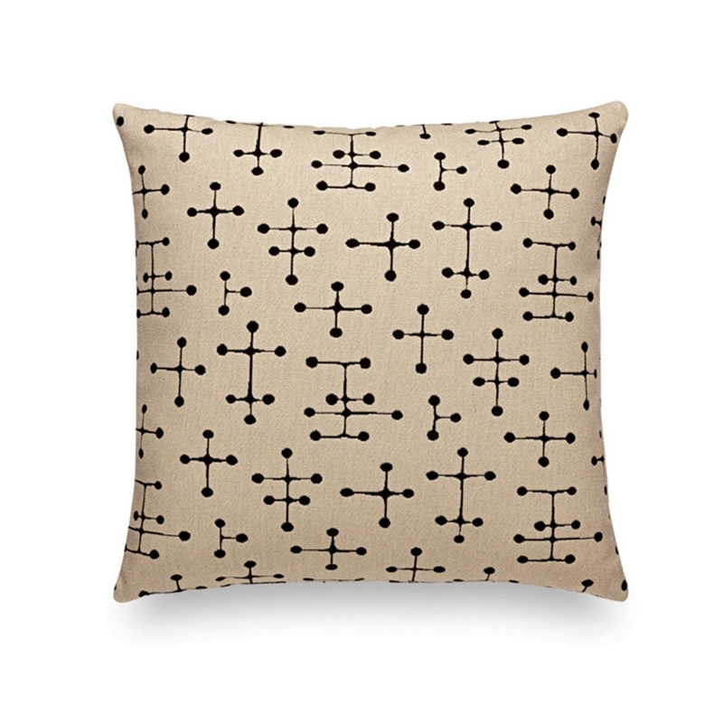 Coussin Vitra Coussin MAHARAM SMALL DOT PATTERN DOCUMENT