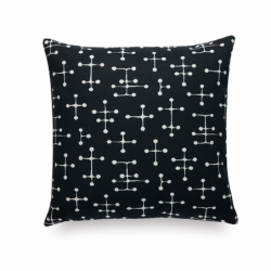 Coussin Coussin MAHARAM SMALL DOT PATTERN DOCUMENT REVERSE VITRA