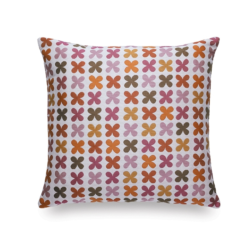 Coussin Vitra Coussin MAHARAM QUATREFOIL PINK
