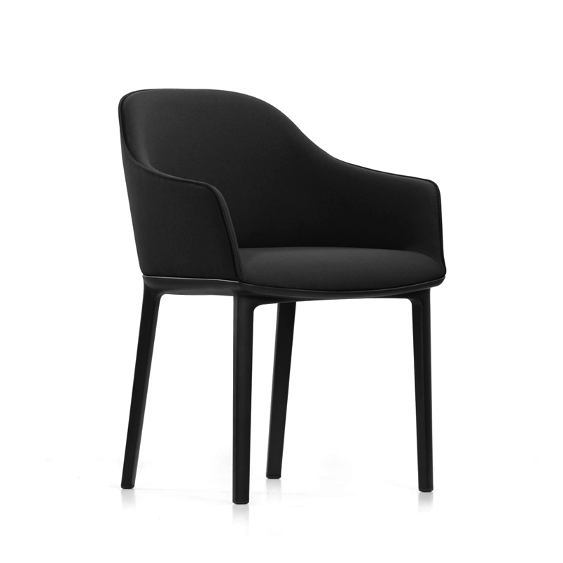 softshell visiteur fauteuil de bureau vitra. Black Bedroom Furniture Sets. Home Design Ideas