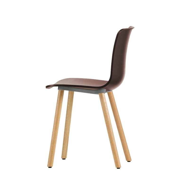 Chaise Vitra HAL WOOD