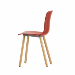 Chaise HAL WOOD VITRA
