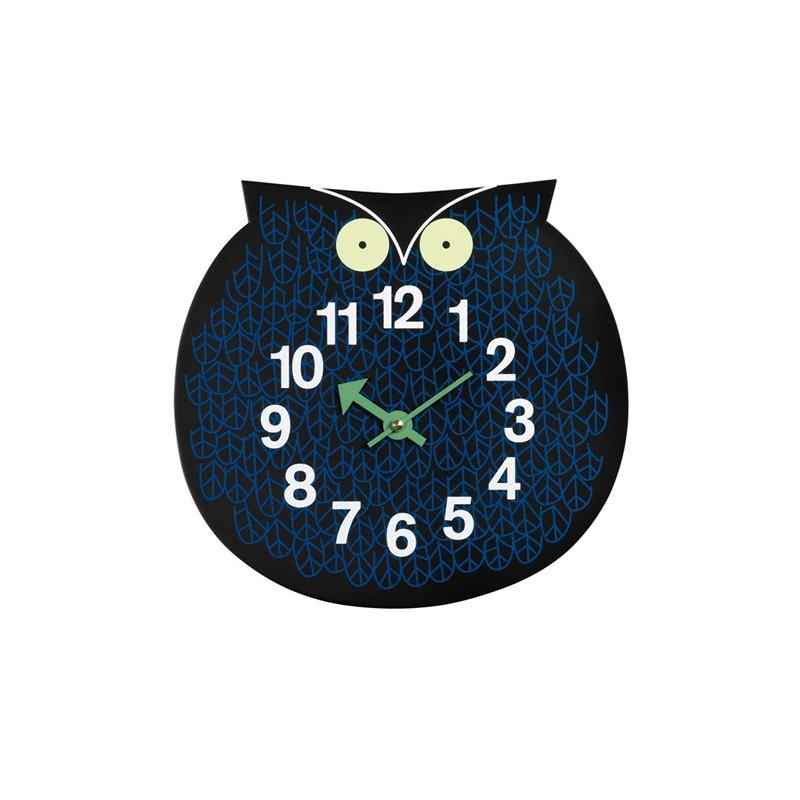 Horloge Vitra Horloge ZOO TIMER Omar the Owl