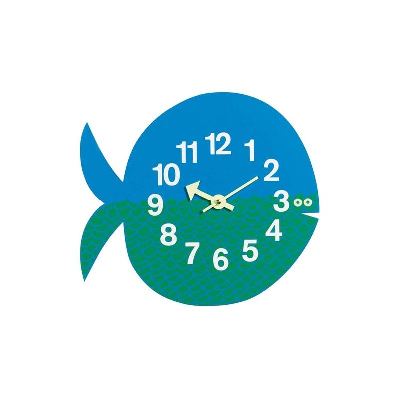 Horloge Vitra Horloge ZOO TIMER Fernando the Fish