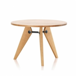 Table GUERIDON 105 VITRA