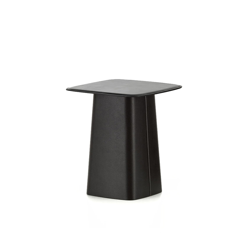 Table d'appoint guéridon Vitra LEATHER SIDE TABLE