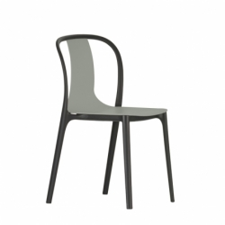 Chaise BELLEVILLE CHAIR plastique VITRA