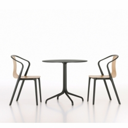 Table Vitra BELLEVILLE OUTDOOR Ø79