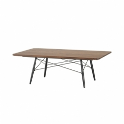 Table basse EAMES COFFEE TABLE 114x76 VITRA