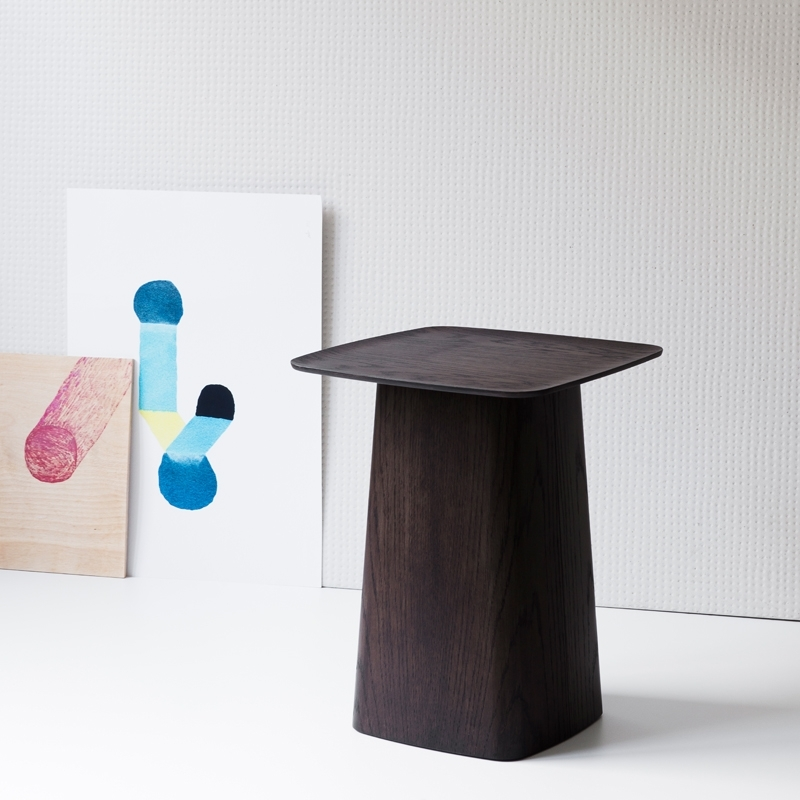 WOODEN SIDE TABLE S