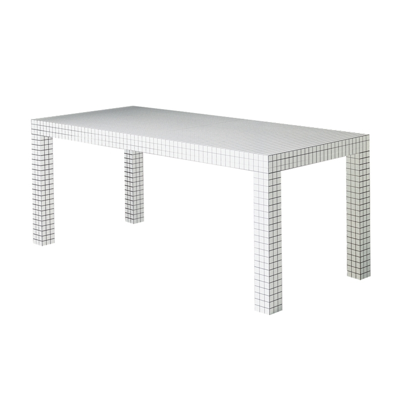 Table Zanotta QUADERNA 180x90
