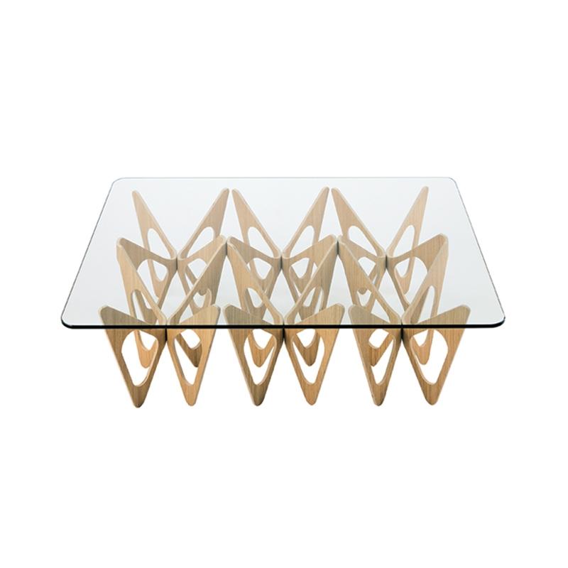 Table basse Zanotta BUTTERFLY 120x90