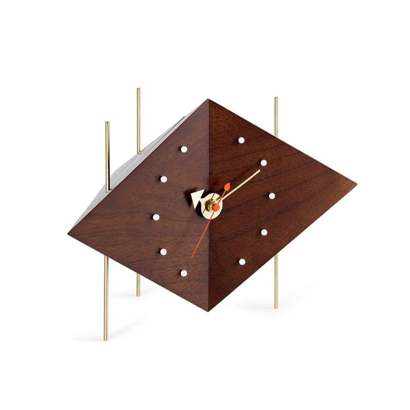 Horloge Vitra Pendule DIAMOND CLOCK