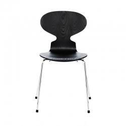 Chaise FOURMI 4 pieds Frêne coloré FRITZ HANSEN