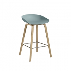 Tabouret haut ABOUT A STOOL AAS 32 H64 HAY