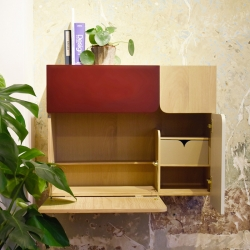 Bureau Eno studio Secrétaire 1/4