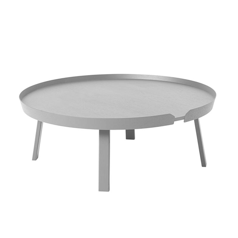 around xl table basse muuto. Black Bedroom Furniture Sets. Home Design Ideas