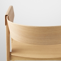 Petit Fauteuil Muuto COVER CHAIR tissu