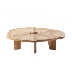 Table basse 529 RIO Rotin CASSINA