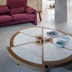 Table basse Cassina 529 RIO marbre