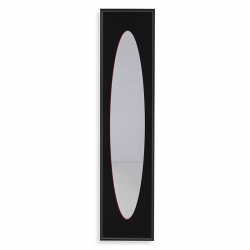 Miroir Cassina 083 DEADLINE Sunset in Black