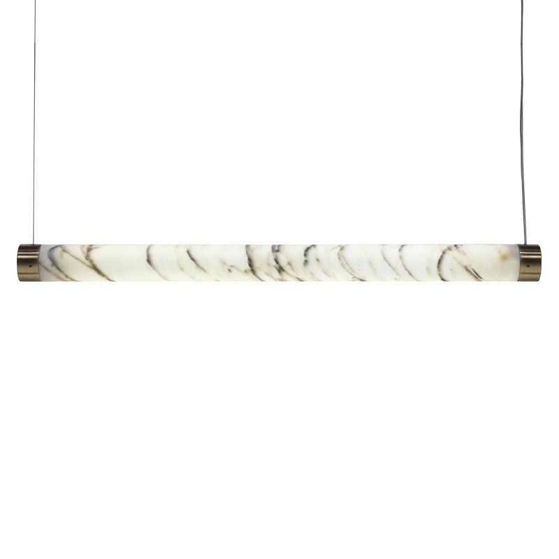 Suspension Lee broom TUBE LIGHT