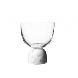 Carafe & verre Verre ON THE ROCK Wine LEE BROOM