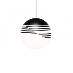 Suspension OPTICAL SUSPENSION LAMP LEE BROOM