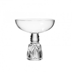 Carafe & verre Coupe à champagne HALF CUT CONE LEE BROOM