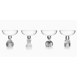 Carafe & verre Lee broom Coupe à champagne HALF CUT DOME