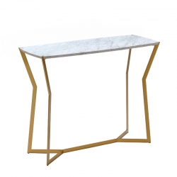 Table d'appoint guéridon STAR CONSOLE COEDITION