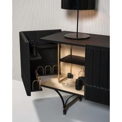 meuble de rangement baxter made in italy meuble bar guell l245