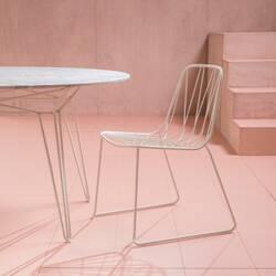 Table Sp01 PARISI Marbre
