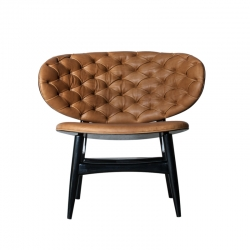 Fauteuil DALMA BAXTER MADE IN ITALY