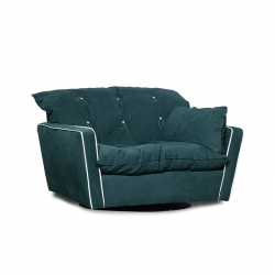 Fauteuil SORRENTO BAXTER MADE IN ITALY