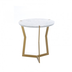 Table d'appoint guéridon STAR MINI COEDITION