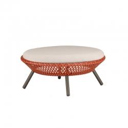 Canapé AHNDA repose-pieds/ table basse DEDON