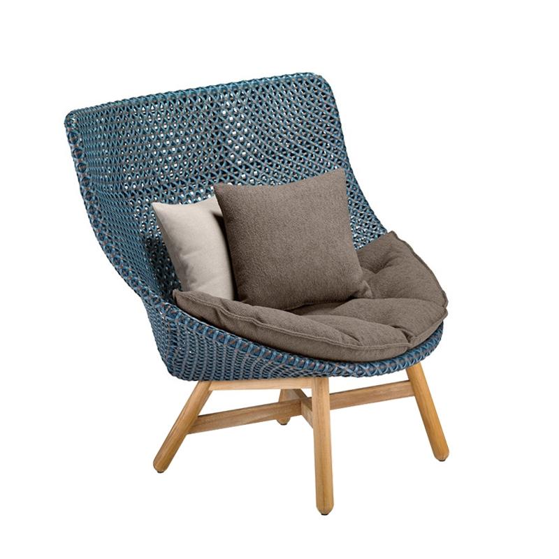 mbrace berg re fauteuil dedon. Black Bedroom Furniture Sets. Home Design Ideas