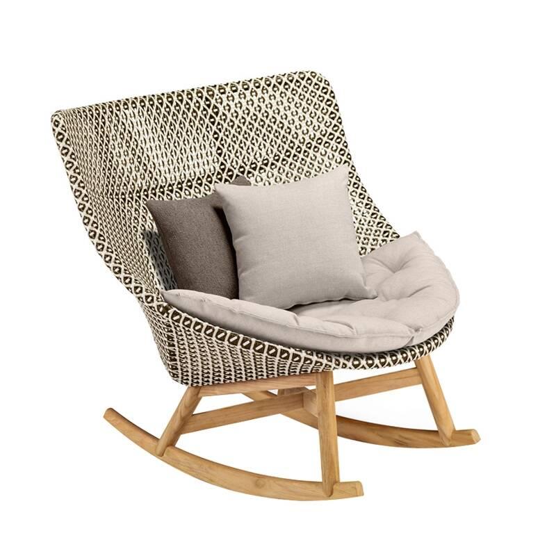 Fauteuil Dedon MBRACE fauteuil à bascule