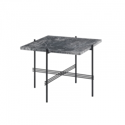 Table basse TS COFFEE TABLE Carrée GUBI