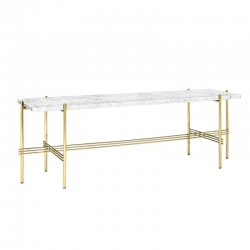 Table d'appoint guéridon Gubi TS CONSOLE H 40
