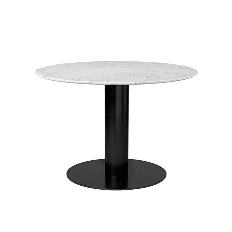 Table Gubi 2.0 marbre