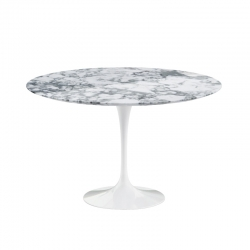 Table SAARINEN marbre Arabescato KNOLL