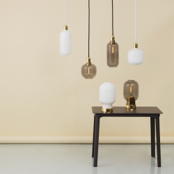 Suspension Normann copenhagen AMP laiton Small