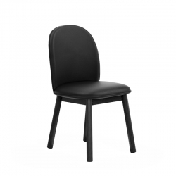 Chaise ACE CHAIR cuir Normann Copenhagen