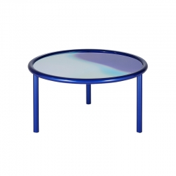 Table basse L.A. SUNSET GLAS ITALIA