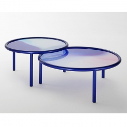 Table basse Glas italia L.A. SUNSET