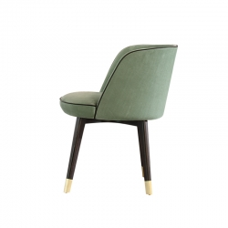 Petit Fauteuil Baxter made in italy COLETTE