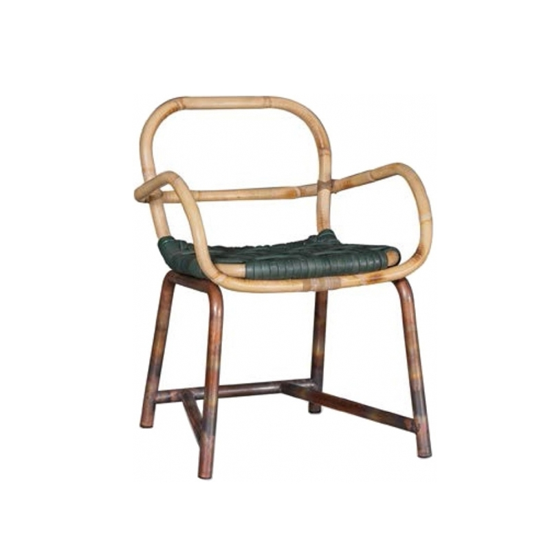 Petit Fauteuil Baxter made in italy MANILA