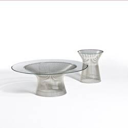 Table d'appoint guéridon Knoll PLATNER Ø 40